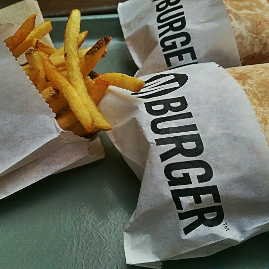 Photo taken at M Burger by @jayelarex on 7/20/2014