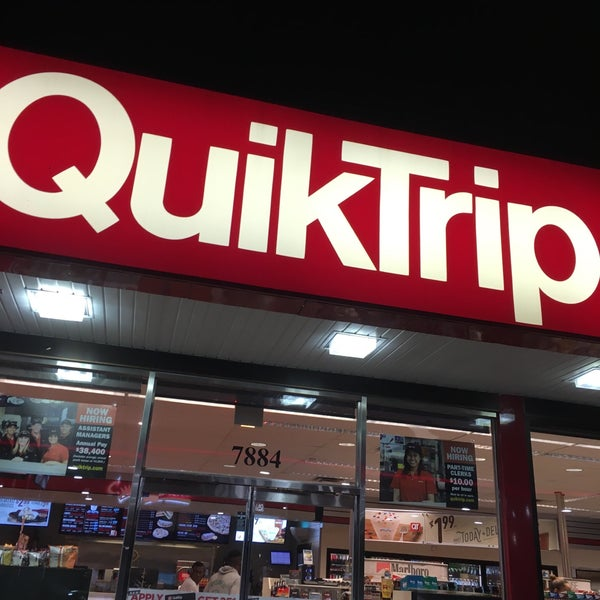Photo taken at QuikTrip by Ed G. on 8/1/2016