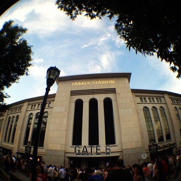 Photo taken at Yankee Stadium by Alan C. on 7/20/2013