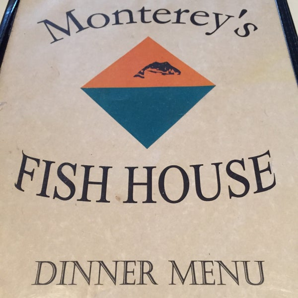 Photo taken at Monterey's Fish House by Robert R. on 9/12/2015