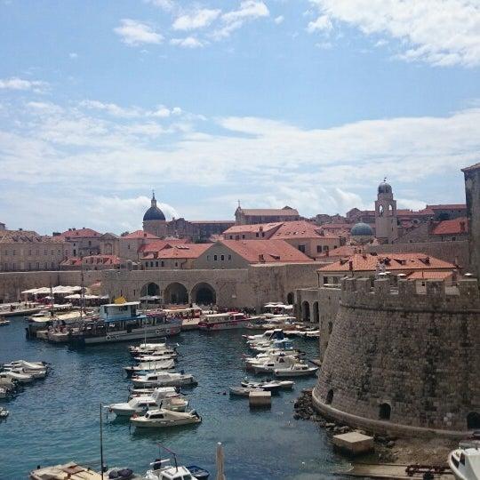 Photo taken at Autobusni Kolodvor Dubrovnik | Dubrovnik Bus Station by Kareem D. on 6/1/2014