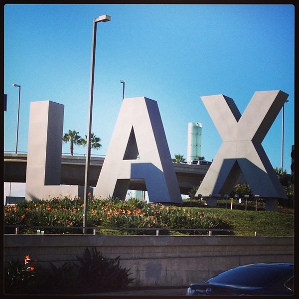 Photo taken at Los Angeles International Airport (LAX) by Stewart A. on 11/2/2013
