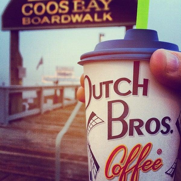 Photo taken at Coos Bay Boardwalk by Jeff I. on 3/15/2014