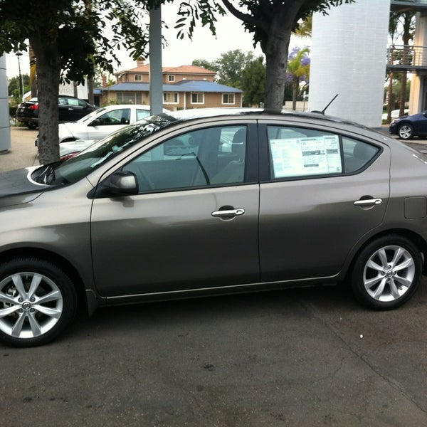 Elegant Photo Taken At Imperio Nissan Of Garden Grove By Andres A. On 6/3