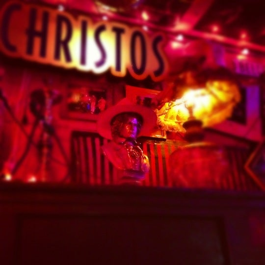 Photo taken at The Red Bar by Andrew H. on 10/2/2012