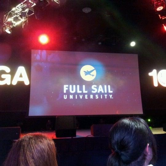 Das Foto wurde bei Full Sail University von Joshua R. am 12/8/2012 aufgenommen