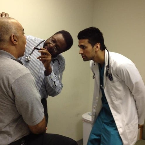 Photo prise au American International School of Medicine par AISM A. le11/15/2012