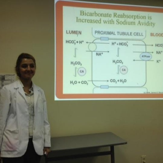 Photo prise au American International School of Medicine par AISM A. le11/1/2012