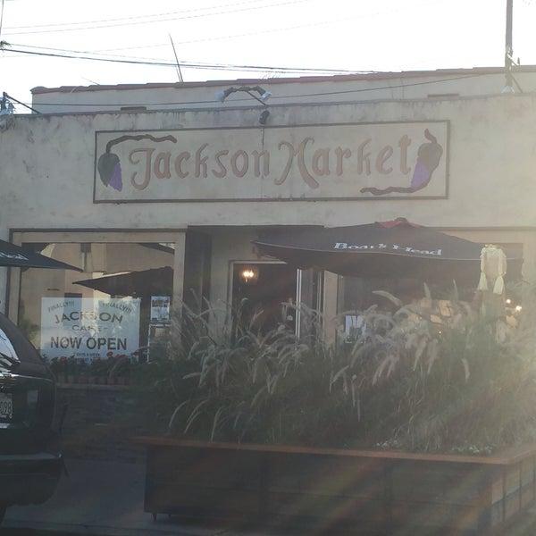 Photo taken at Jackson Market by Jeffrey K. on 10/19/2016