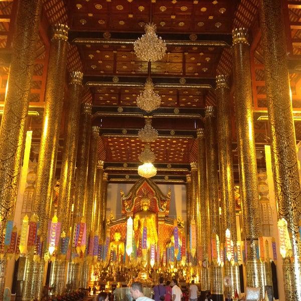 Photo taken at Wat Chedi Luang Varavihara by 🍇 Monsawan ✨ on 5/5/2013