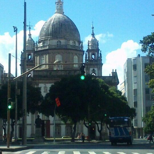 Photo taken at Rio de Janeiro by Vivian F. on 5/26/2013