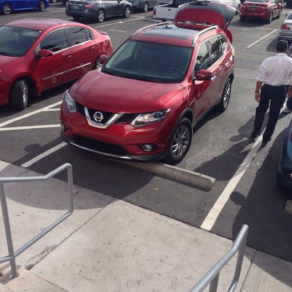 Photo Taken At AutoNation Nissan Las Vegas By Patrick D. On 11/7/