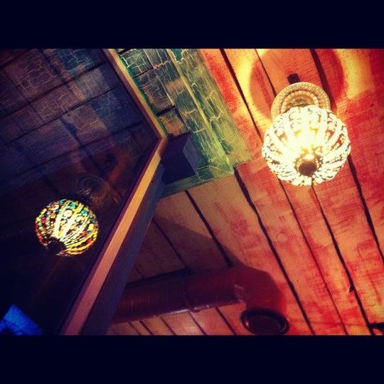 Снимок сделан в Кофейня «Кардамон» и лавка «Коллекция Пустяков» пользователем nailmagazine.ru 10/21/2012