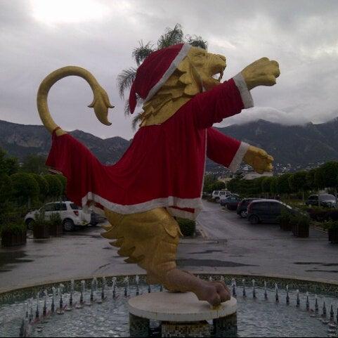 12/7/2012 tarihinde Mustafa I.ziyaretçi tarafından Cratos Premium Hotel & Casino'de çekilen fotoğraf