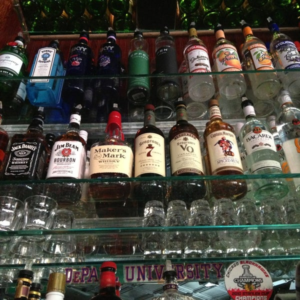 Photo taken at Halligan Bar by Alexis R. on 4/2/2013