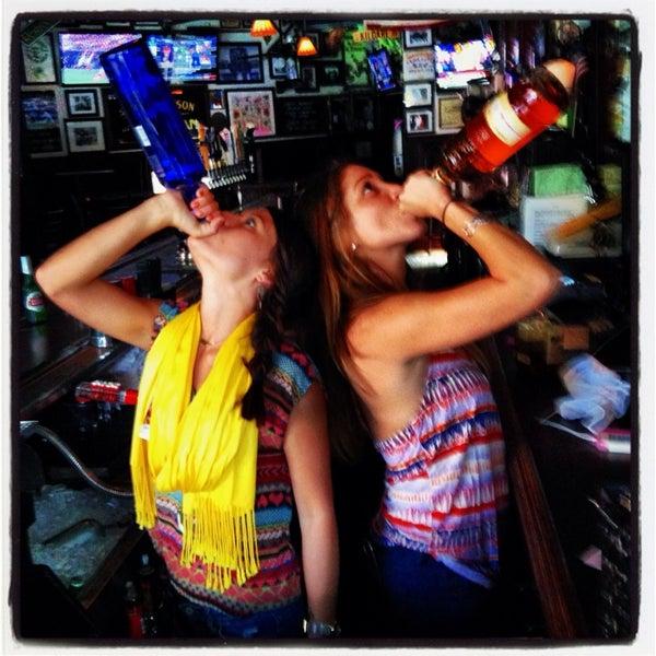Photo taken at Halligan Bar by Alexis R. on 9/13/2013