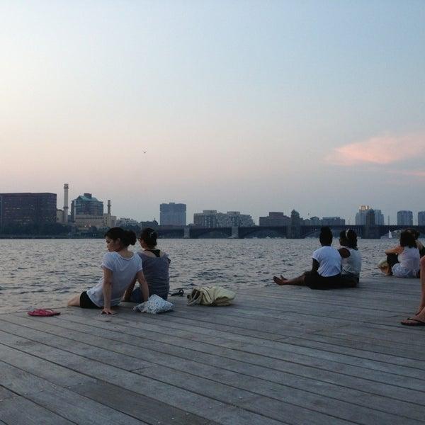 Photo taken at The Esplanade by Jennifer H. on 7/20/2013