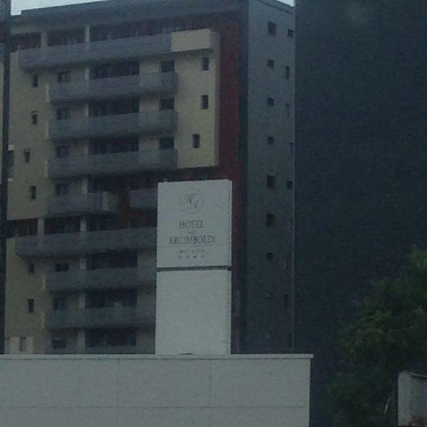 Foto scattata a Hotel Arcimboldi da Enza C. il 8/2/2014