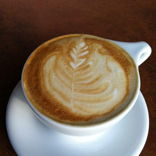 Photo taken at Avoca Coffee by Karina C. on 10/16/2012