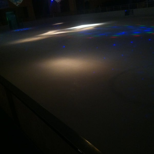 Photo taken at Aguadilla Ice Skating Arena by Yai R. on 2/8/2014