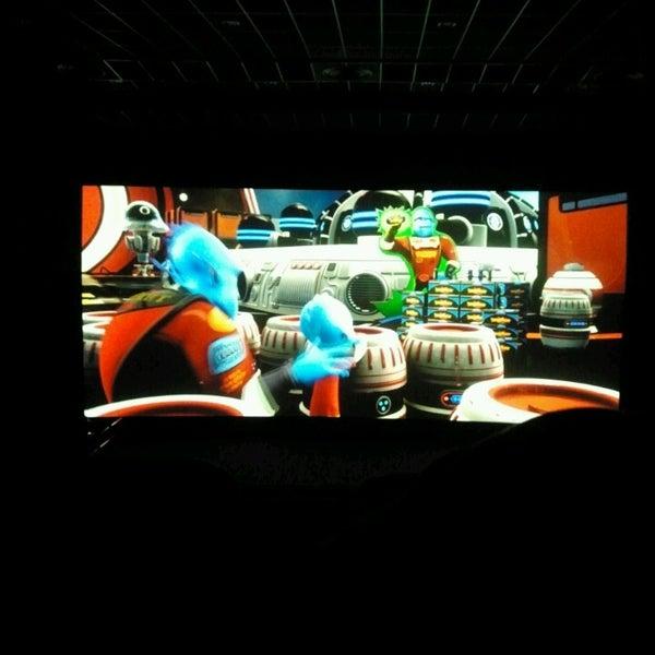 Foto scattata a Forum Cinemas Akropolis da Gediminas T. il 4/20/2013