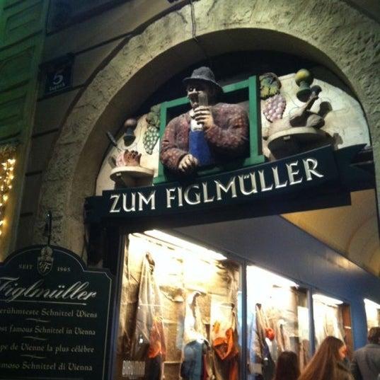 11/3/2012 tarihinde Anastasiaziyaretçi tarafından Figlmüller'de çekilen fotoğraf