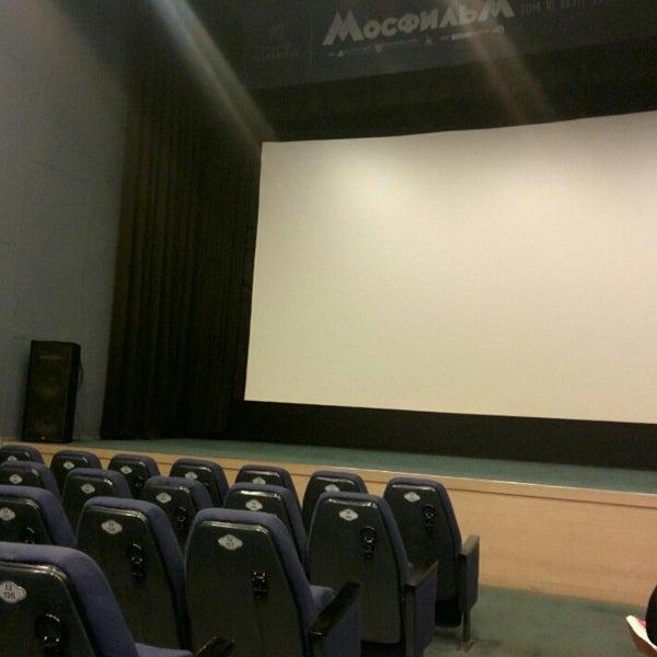 Photo taken at Seoul Art Cinema by Gennadiy K. on 10/25/2014