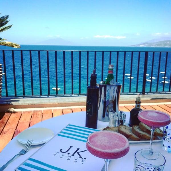 8/11/2017にShanika J.がJK Place Capriで撮った写真