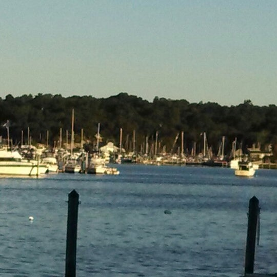 Photo taken at Mystic, CT by Chris D. on 8/5/2013
