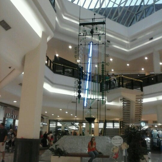 Photo taken at Shopping Iguatemi by Thales F. on 2/3/2013