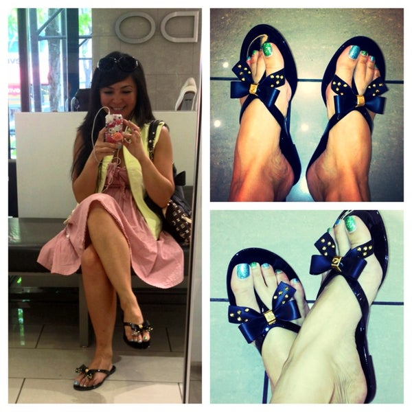 Photo taken at ALDO by Princess M. on 5/30/2013