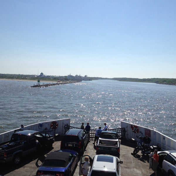 Photo taken at Cape May-Lewes Ferry | Cape May Terminal by Ann Marie v. on 7/6/2013