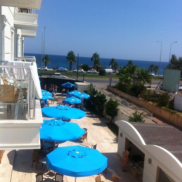 6/24/2013 tarihinde Abdullah A.ziyaretçi tarafından Sea Life Resort Hotel'de çekilen fotoğraf
