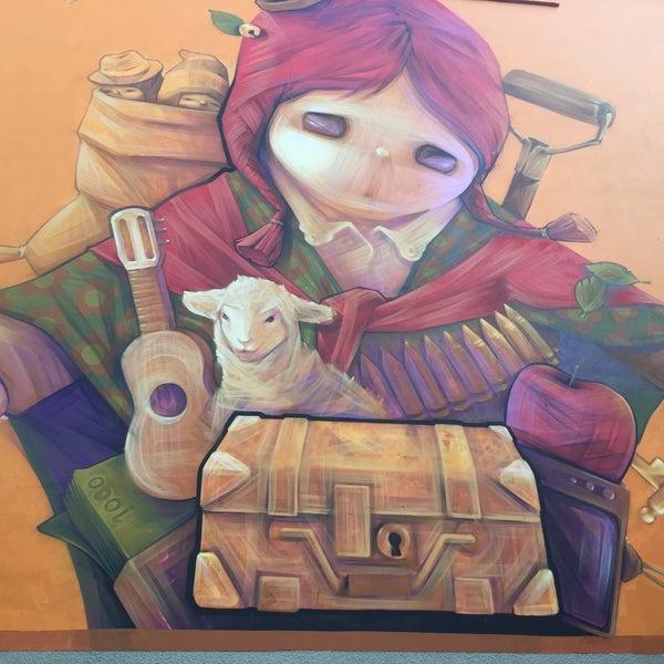 Das Foto wurde bei Barrio Bellas Artes von Javier L. am 11/15/2015 aufgenommen
