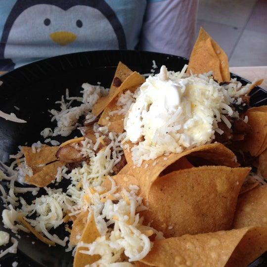 Photo taken at Bandit Burrito by coryeats.com on 12/8/2012
