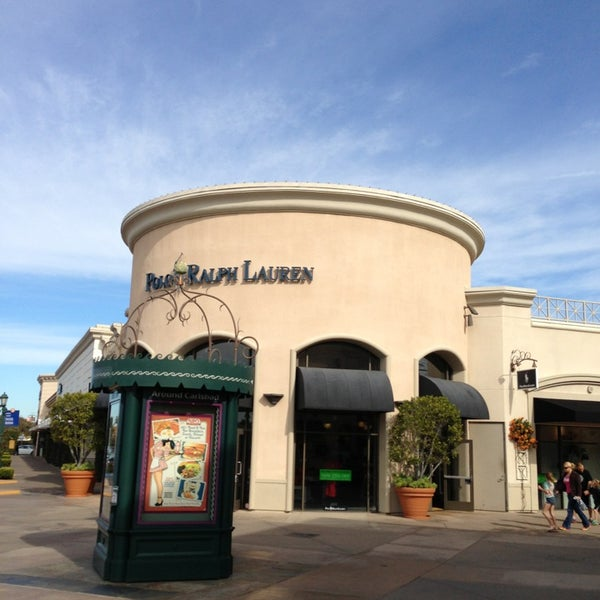 Photo taken at Carlsbad Premium Outlets by Jason B. on 2/3/2013