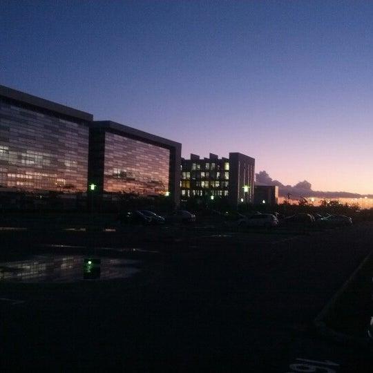 Photo taken at Technopolis by Bouhamidi A. on 12/25/2012