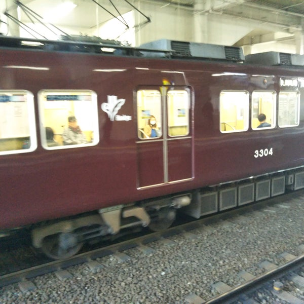 Photo taken at Hankyu Minami-ibaraki Station (HK68) by Kunio H. on 12/8/2016