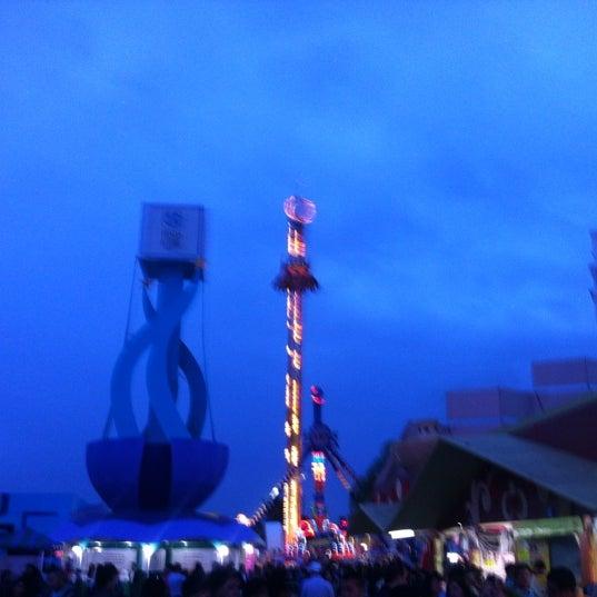 Foto tomada en Fiestas de Octubre por Fernando d. el 11/5/2012