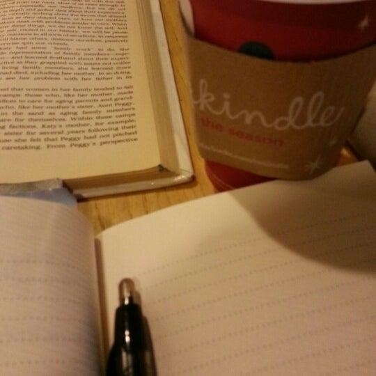Photo taken at Starbucks by Linda on 11/24/2012