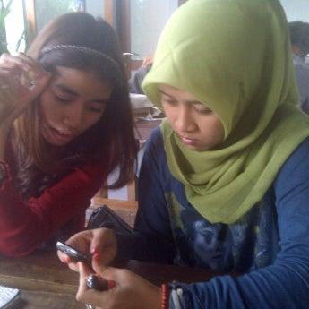 Photo taken at Cafetaria ITENAS by Galang Puja Kharisma K. on 2/22/2013