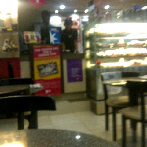 Photo taken at Inorbit Mall by Manas G. on 9/18/2012