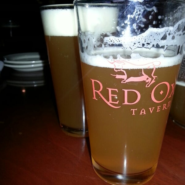 Photo taken at Red Ox Tavern by Charles O. on 2/20/2013