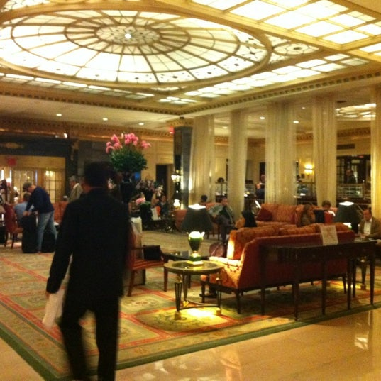 Photo taken at InterContinental New York Barclay by CJ Y. on 10/16/2012