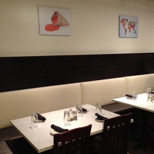 Photo Taken At Cedaru0026#39;s Mediterranean Kitchen By Kevin F. On 12