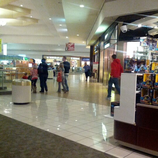 Photo taken at Briarwood Mall by Shaimaa F. on 12/16/2012