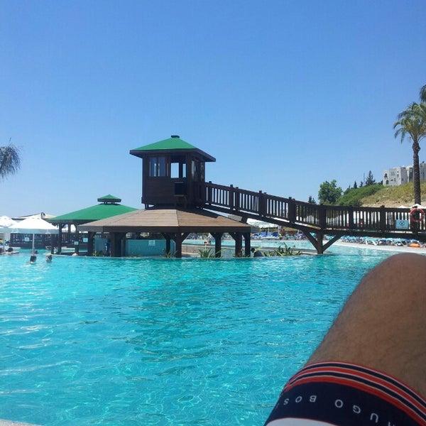 6/22/2013 tarihinde Enes Ü.ziyaretçi tarafından Vikingen Infinity Resort Hotel & Spa'de çekilen fotoğraf