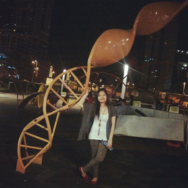 Photo taken at Bonifacio High Playground by Janica D. on 3/3/2013