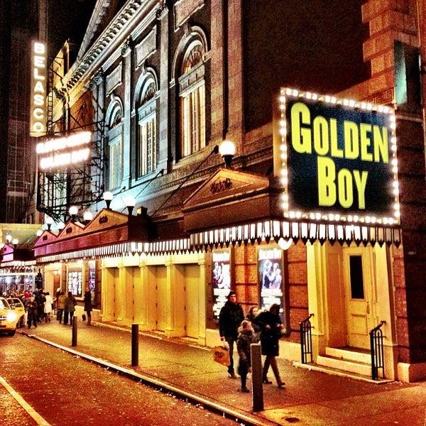 รูปภาพถ่ายที่ Belasco Theatre โดย Werner V. เมื่อ 1/1/2013