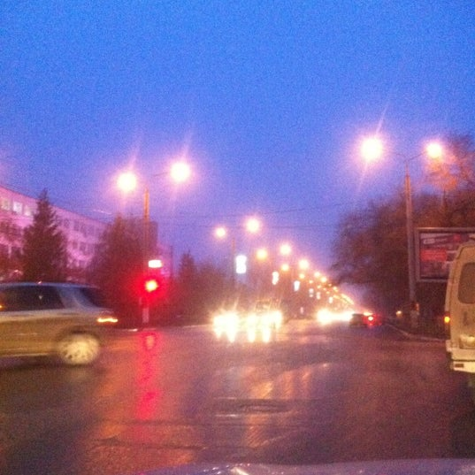 Photo taken at Орал / Уральск / Oral by 🌸Yana🌸 I. on 12/8/2012